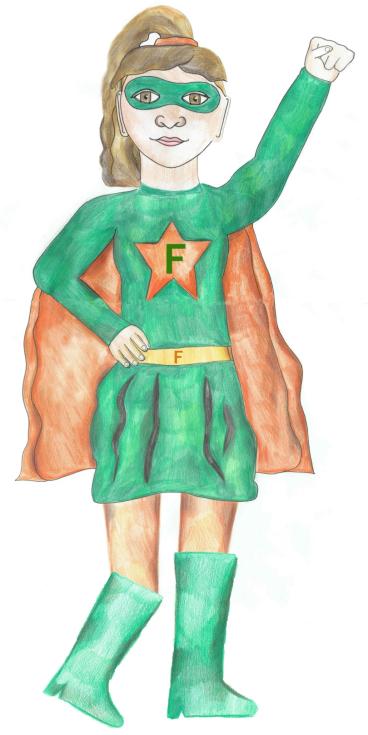 Focused Felicity